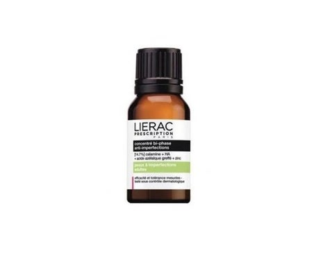 Lierac Prescription Concentré BiPhase AntiImperfections 15ml