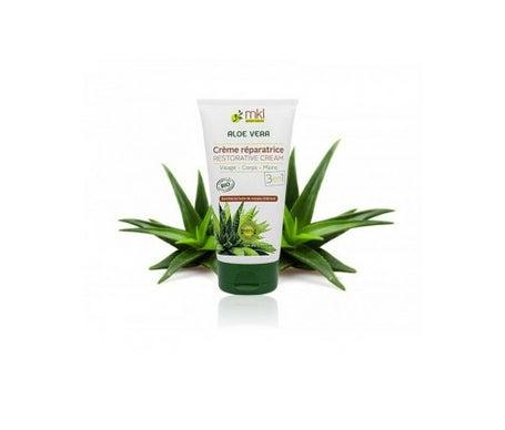 Mkl - Crema Reparadora  Alo Vera Organic 150ml