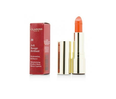 Clarins Joli Rouge Brillant Lip Bar 20 Korallen-Tulpe