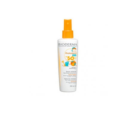 foto Bioderma Photoderm Spray para niños SPF50+ 200ml