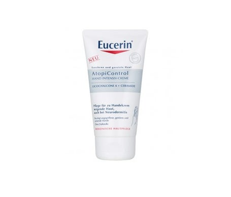 Eucerin® AtopiControl crema de manos 75ml