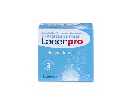 Lacer Protabs comprimés de nettoyage pour prothèses dentaires 32uds