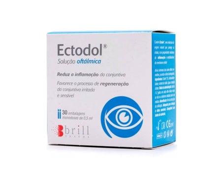 Ectodol Solución Oftálmica 0.5ml x 30 Monodosis