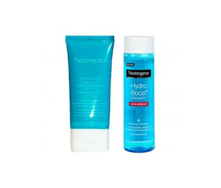 Neutrogena®  Hydro Boost®  Urban Protect 50ml + Limpiador Agua Micelar 200ml