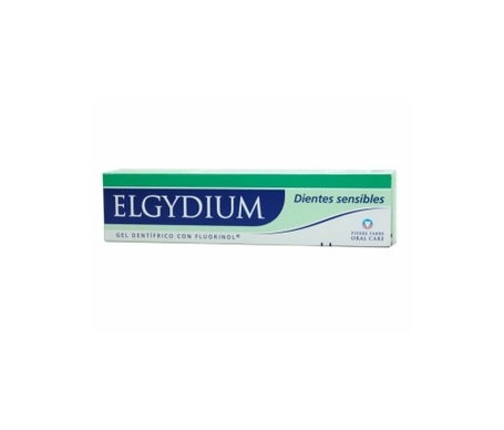 Elgydium dientes sensibles 75ml