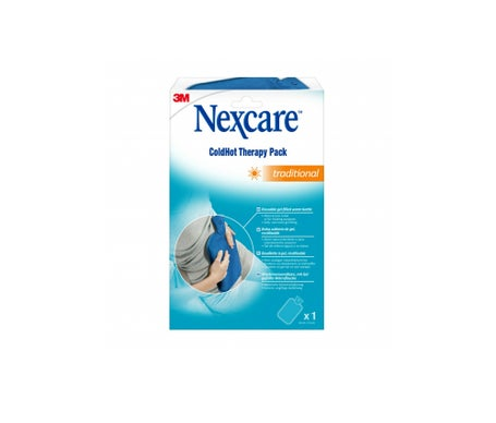 Nexcare™ ColdHot traditional hot gel bag 1pc