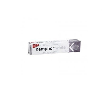 Kemphor Crema Dental Blanco Total 75 Ml