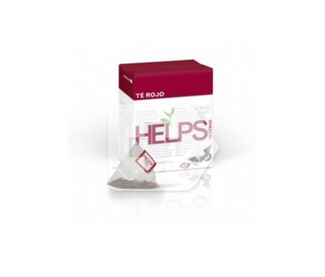 Helps Intense Té rojo 10uds