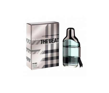 Burberry The Beat For Men Eau De Toilette 50ml Vaporizador