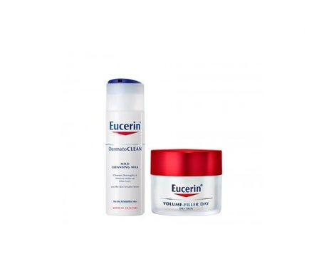 Eucerin™ Volumen Füllstoff Anti-Aging-Creme 50ml + Reinigungsemulsion 200ml