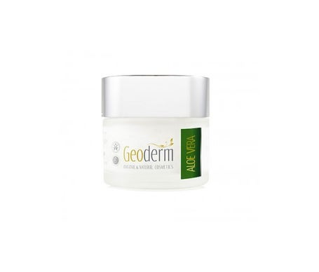 Geoderm Ecological Moisturising Facial Cream 50ml