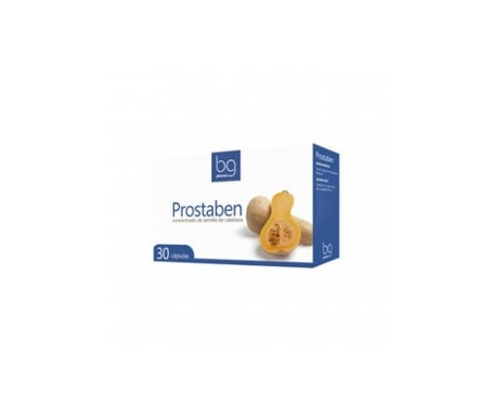 Bg Prostaben 30 capsules