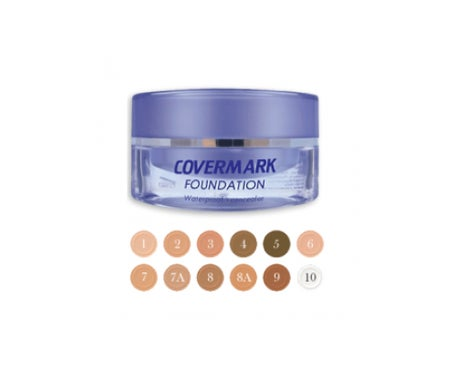 Covermark Foundation Makeup