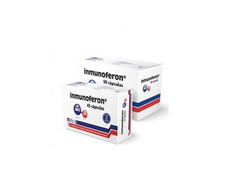 Imunoferon 45 Cápsulas