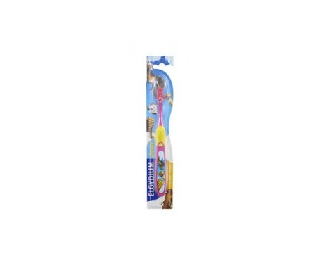 Elgydium ¶ge de Glace Pinsel ¶ge de Glace ¶ Dents Junior 7/12ans