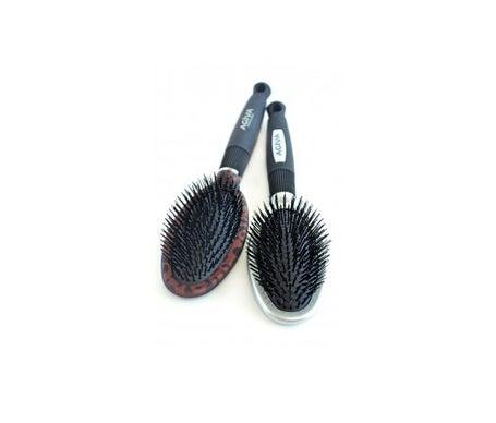 Agiva cepillo para cabellos finos