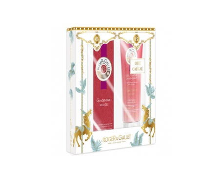 Roger & Gallet - Trousse Gingembre Rouge 30ml