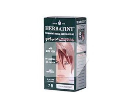 Herbatint rubio cobrizo 1 kit