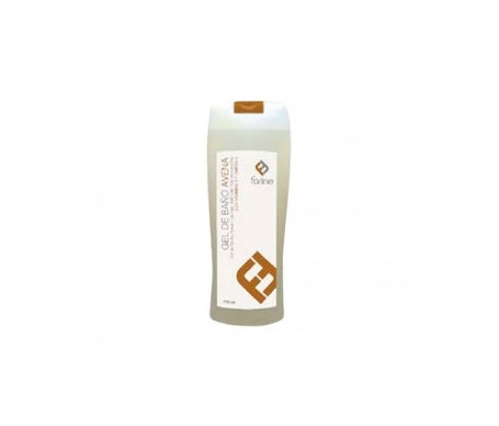 Farina d'avena in gel d'avena da bagno Farline 750ml