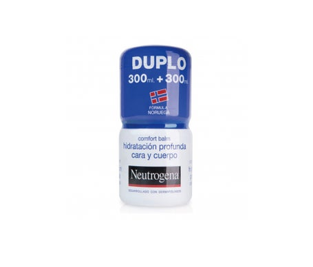 Neutrogena™ Comfort Balm Deep Hydration 2x300ml