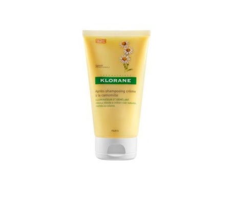 Klorane After-Shampoo Leuchtcreme Kamille 150ml