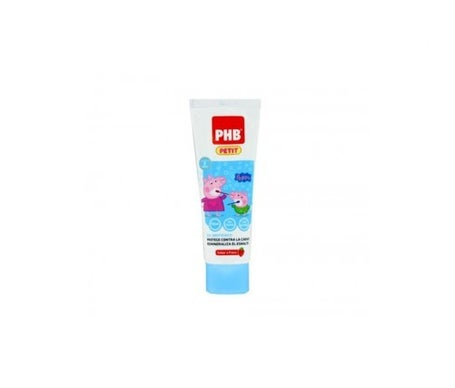 PHB Petit Peppa Pig toothpaste gel 75ml