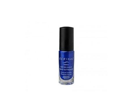 Ecrinal nail polish Bleu Outremer tone 6ml