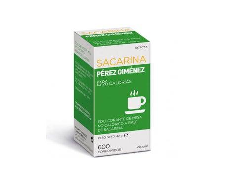 Saccharina Perezgimenez 600 Comp