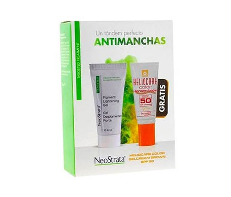 Neostrata Anti-Spot Pack Forte Depigmentation Gel 30ml+helioca