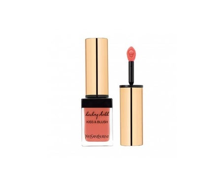 Nuisette Babydoll Baiser & Blush Yves Saint Laurent Lip Bar 07