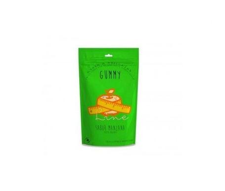 Gummy Line gummies Geschmack Apfel 42 Stück