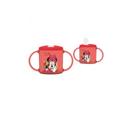 Minnie Disney Baby Easy Training Cup Capacité : 230ml