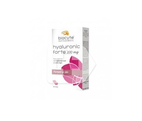 Biocyte Hyaluronic Forte 200 mg x 30 comprimés