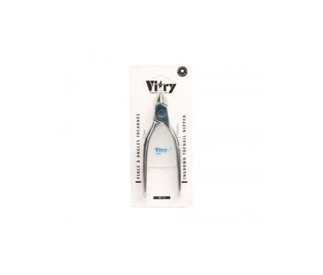 Vitry ingrown nail clippers stainless steel 1 pc