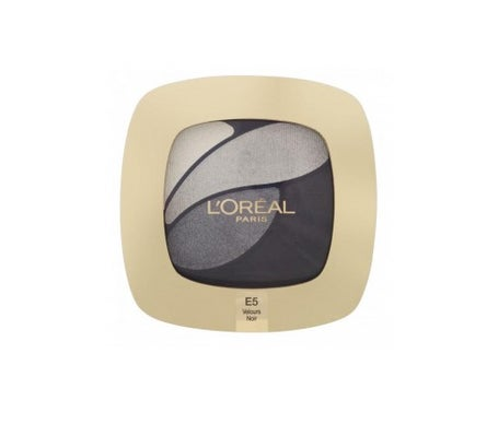 Loreal Color Riche Quad Sombra De Ojos E5