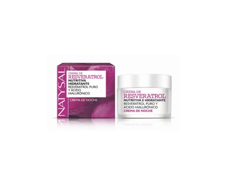 Natysal Natural Cream Resveratrol 50 ml