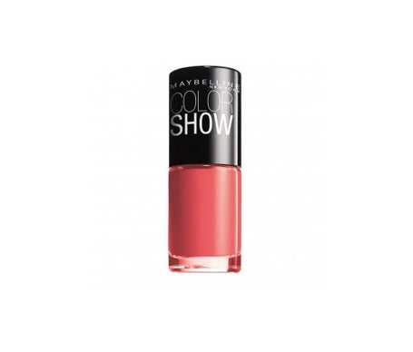 Maybelline Color Show Nail Vernis à ongles 342 Coral Craze