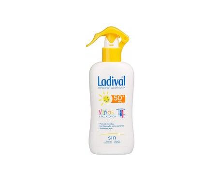 Ladival™ Bambini protezione solare SPF50+ spray 200ml