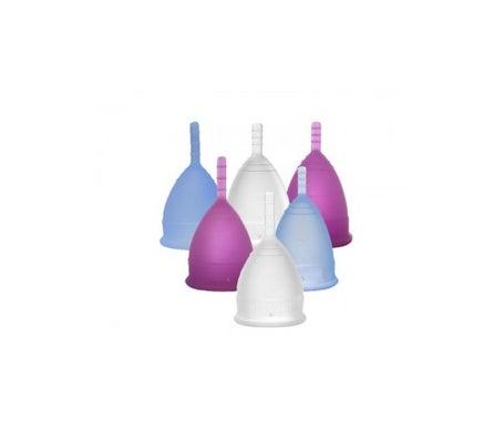 Lunacopin Menstruationstasse Violette Tasse Größe 2