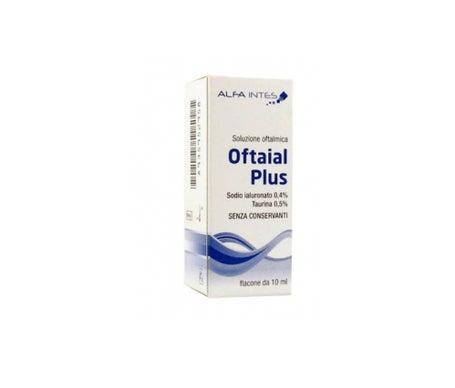 Oftaial Plus Solución Oft10Ml
