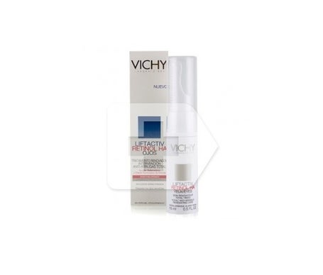 Vichy Liftactiv Retinol Ha Augencreme 15ml