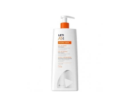 Leti AT4 Gel de Ba€o 250ml