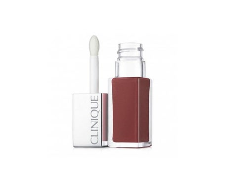 Clinique Pop Lacquer Lip Colour&primer 01 Cocoa Pop