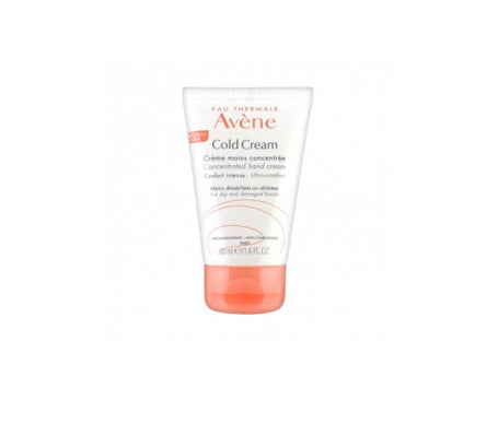 Creme de mãos Avène Cold Cream 50ml