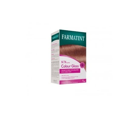 Farmatint Colour Gloss 8,74 Zimt 160ml