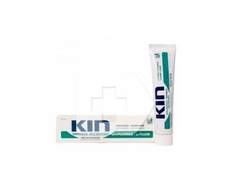 Kin Zahnpasta mit Fluorid und Aloe Vera 150ml