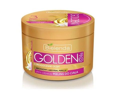 Bielenda Golden Oils Ultra Moisturizing Exfoliating Scrub 200g