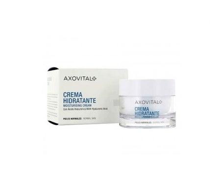 Axovital Crème hydratante visage peau sèche 50ml