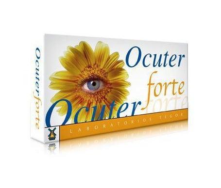 Tegor Ocuter Forte 40comp