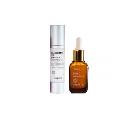 Sesderma Fillderma One 50 ml + BTSES Sérum Hydratant Anti-Rides 30 ml